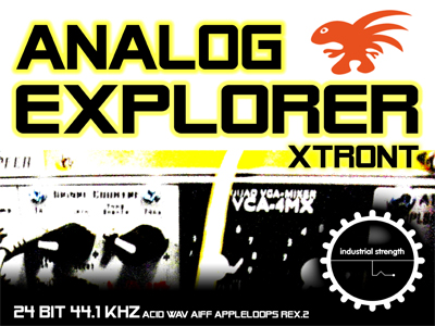 Analog Explorer by XTront
