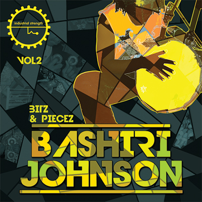Bashiri Johnson - Bitz & Piecez Vol 2