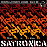 ISR DIGI 004 - Satronica - Blood on Fire