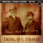 ISRDIGI032 Delta 9 & Fiend - From Hell With Love