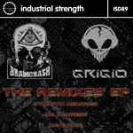 BrainCrash & Grigio - The Remix EP