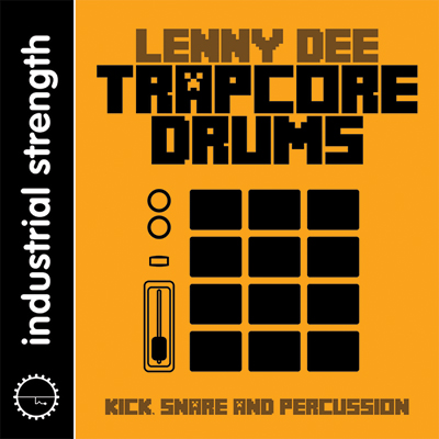 Lenny Dee - Trapcore Drum
