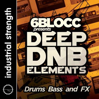 6Blocc presents Deep DnB Elements