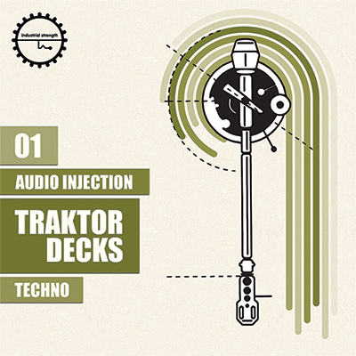 Audio Injection - Traktor Decks - Techno
